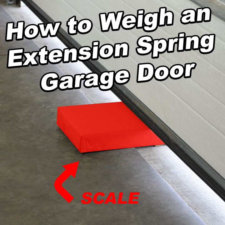 How To Determine The Correct Extension Spring For Your